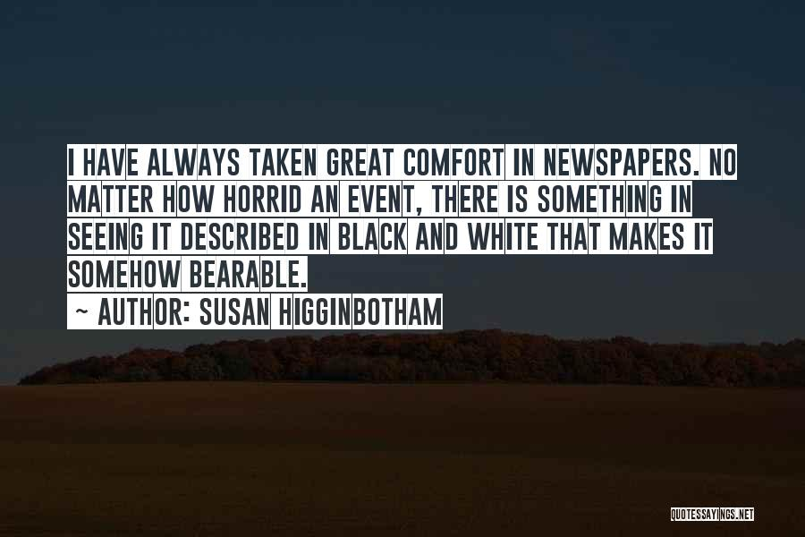 In Black And White Quotes By Susan Higginbotham