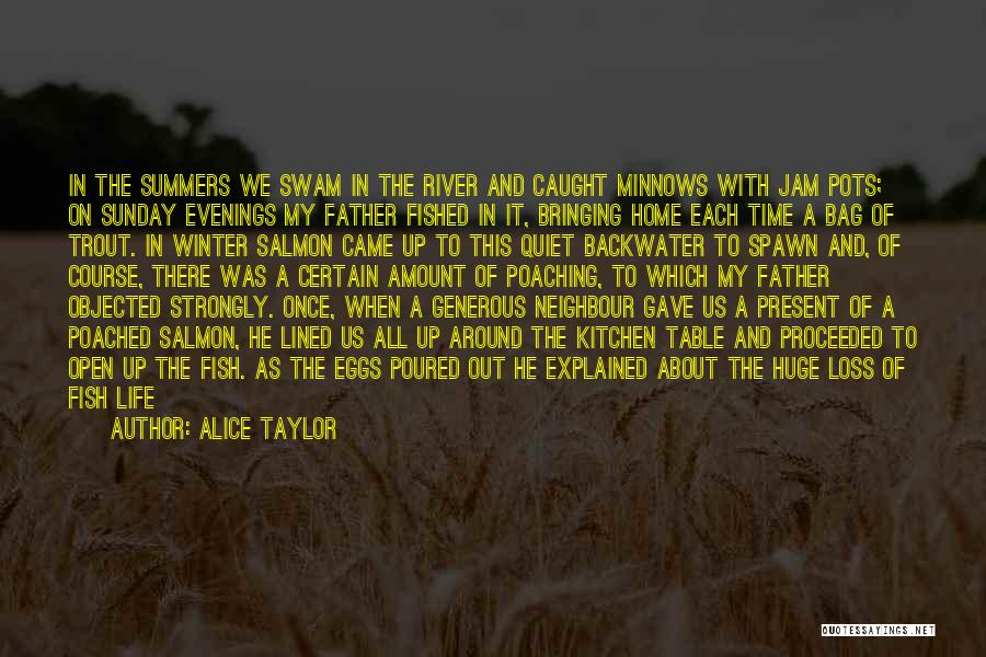 In Due Time Quotes By Alice Taylor