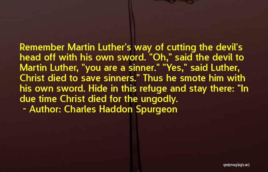 In Due Time Quotes By Charles Haddon Spurgeon