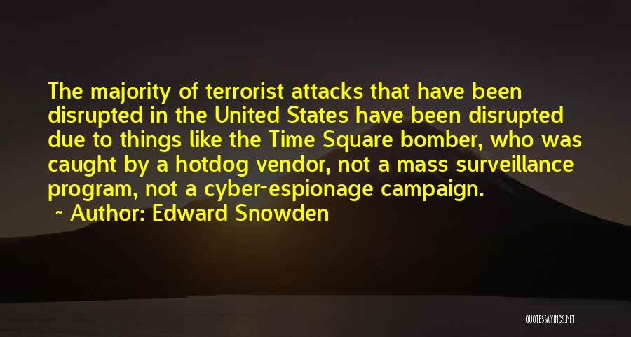 In Due Time Quotes By Edward Snowden