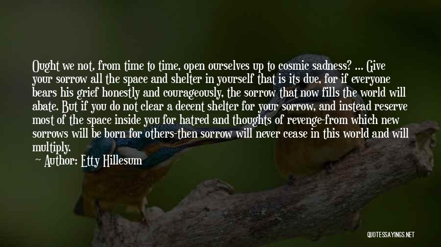 In Due Time Quotes By Etty Hillesum