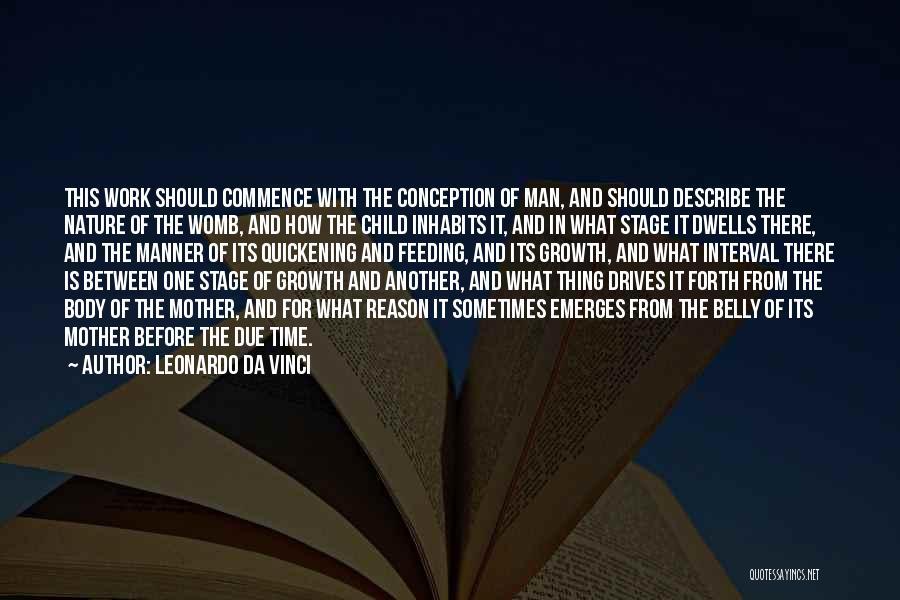 In Due Time Quotes By Leonardo Da Vinci