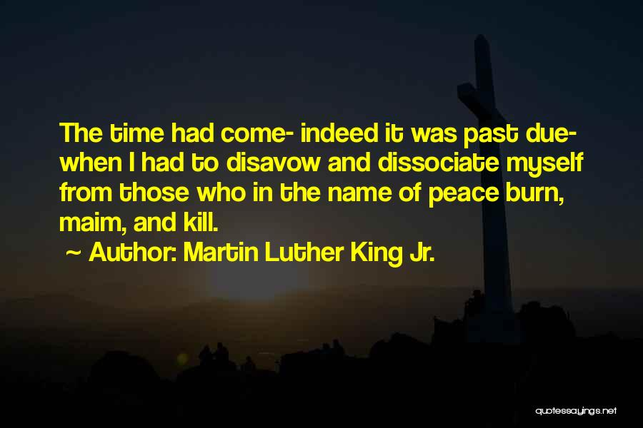 In Due Time Quotes By Martin Luther King Jr.