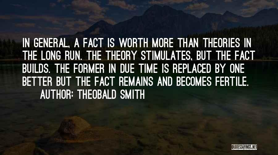 In Due Time Quotes By Theobald Smith