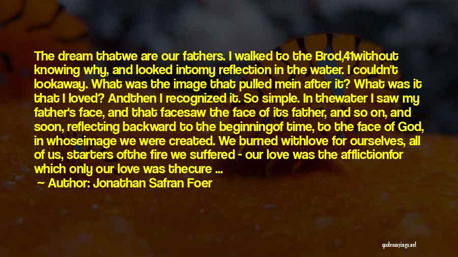 In God's Time Love Quotes By Jonathan Safran Foer