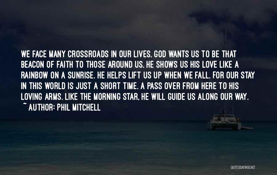 In God's Time Love Quotes By Phil Mitchell