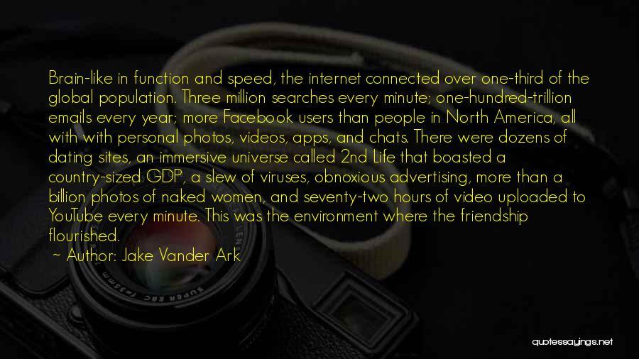 In Life Facebook Quotes By Jake Vander Ark
