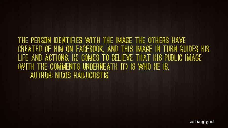 In Life Facebook Quotes By Nicos Hadjicostis