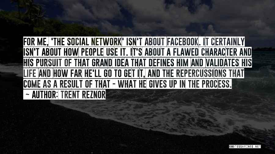 In Life Facebook Quotes By Trent Reznor
