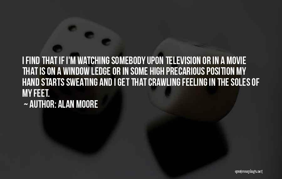 In My Hand Quotes By Alan Moore