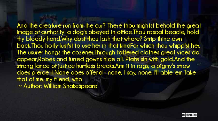 In My Hand Quotes By William Shakespeare