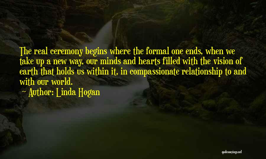 In New Relationship Quotes By Linda Hogan