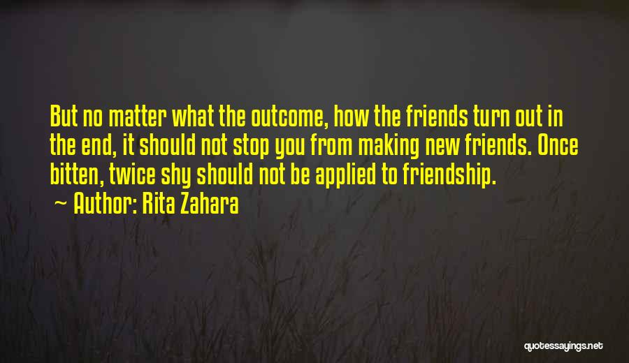 In New Relationship Quotes By Rita Zahara