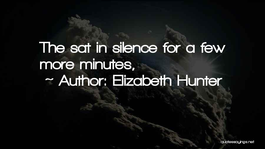 In Silence Quotes By Elizabeth Hunter
