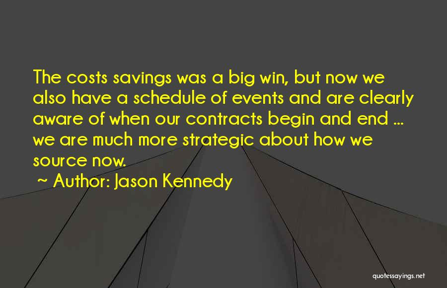 In The End I Will Win Quotes By Jason Kennedy