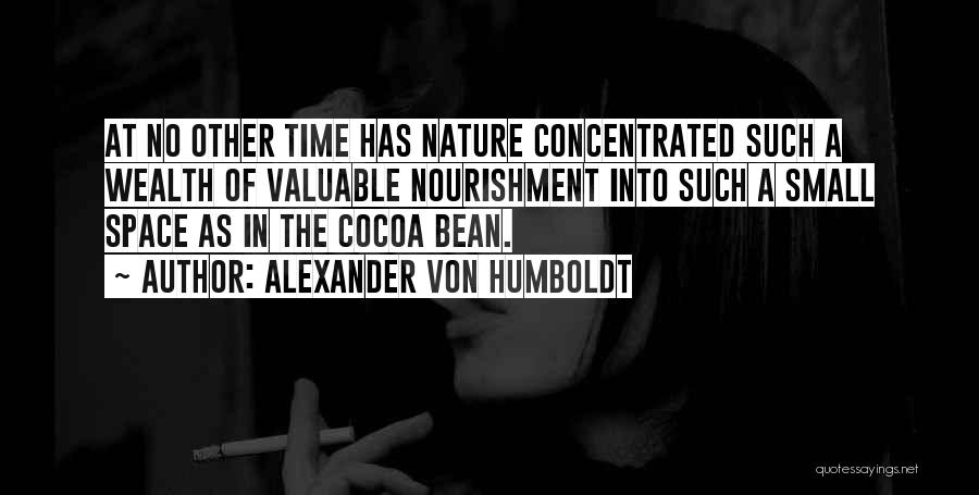 In The Nature Quotes By Alexander Von Humboldt