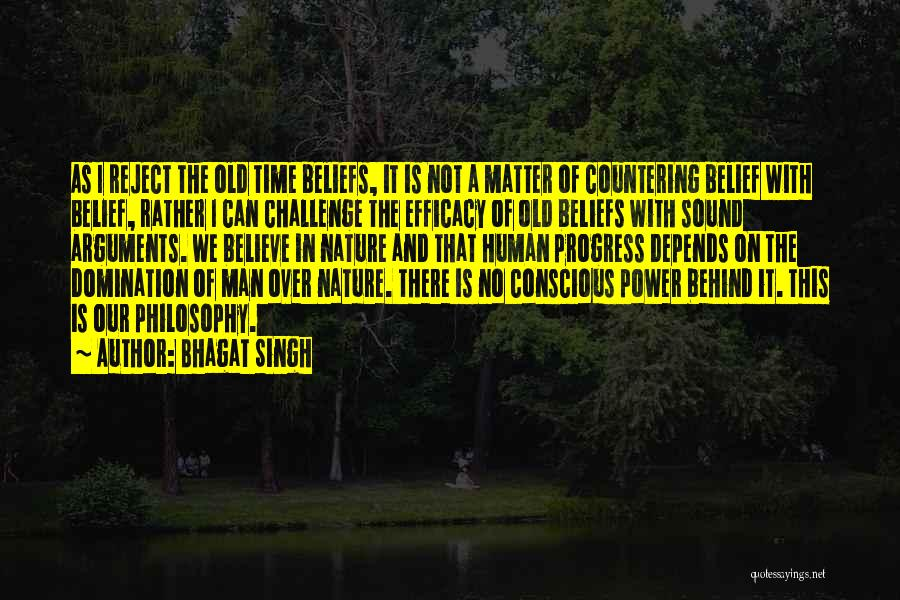 In The Nature Quotes By Bhagat Singh