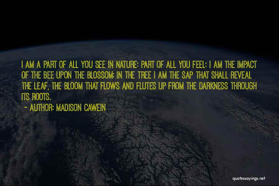 In The Nature Quotes By Madison Cawein