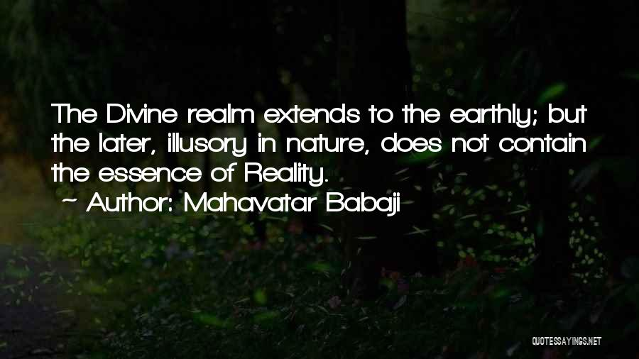 In The Nature Quotes By Mahavatar Babaji