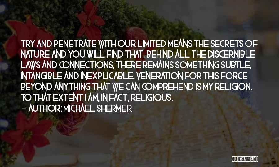 In The Nature Quotes By Michael Shermer