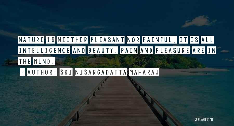 In The Nature Quotes By Sri Nisargadatta Maharaj