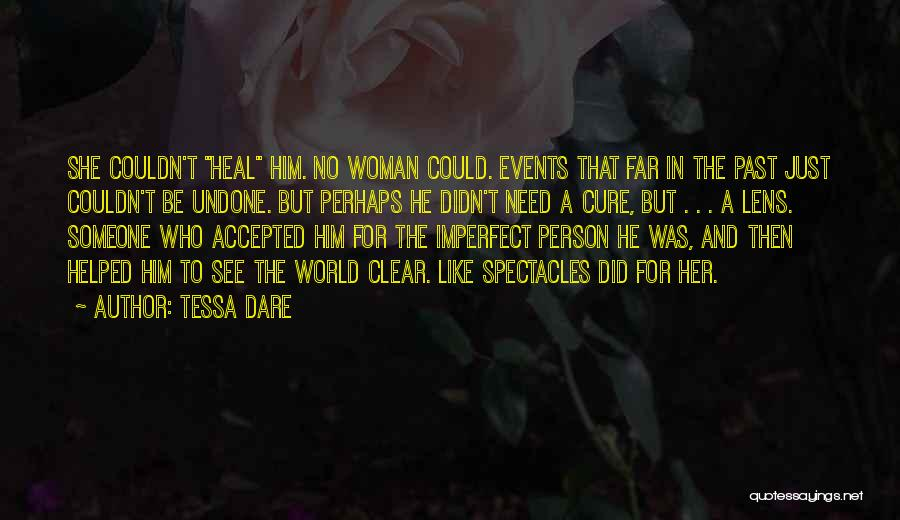 In The Past Quotes By Tessa Dare