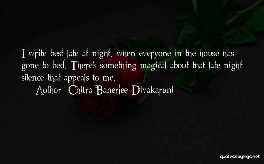 In The Silence Quotes By Chitra Banerjee Divakaruni