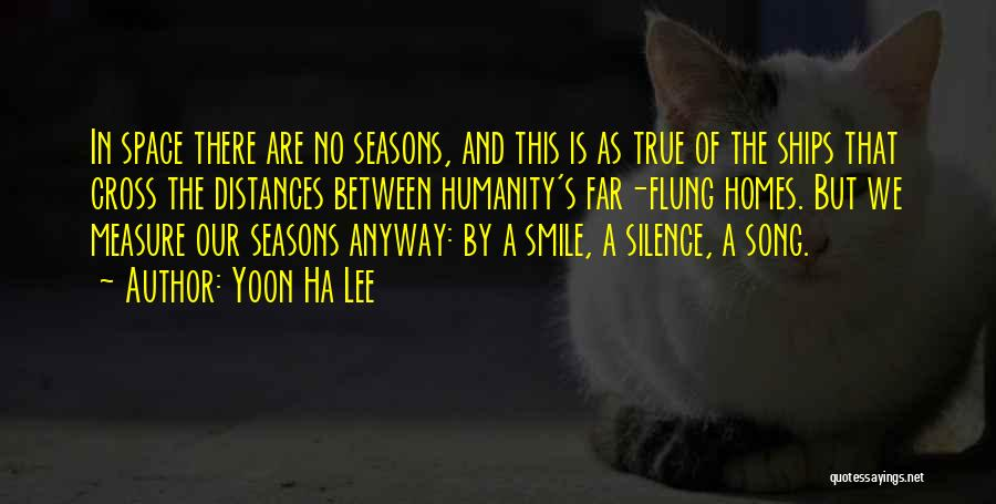 In The Silence Quotes By Yoon Ha Lee