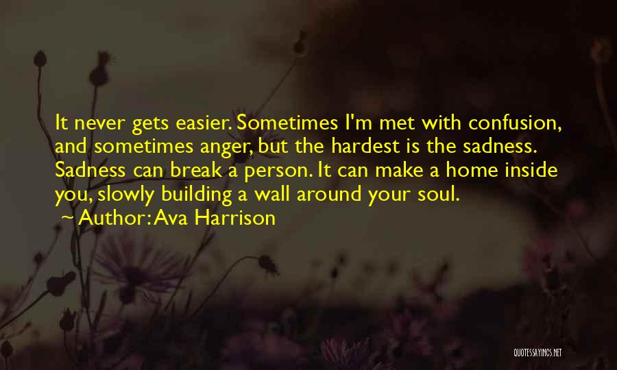 In This Home Wall Quotes By Ava Harrison