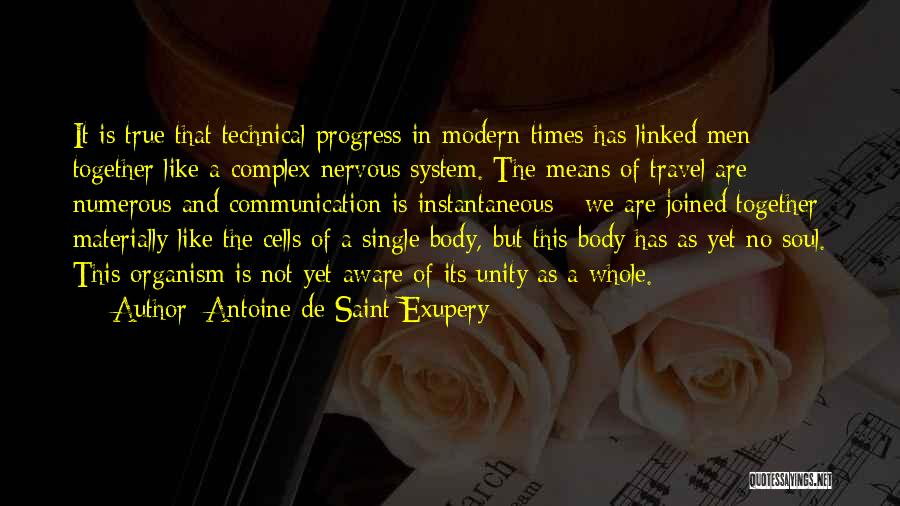 In Times Like This Quotes By Antoine De Saint-Exupery