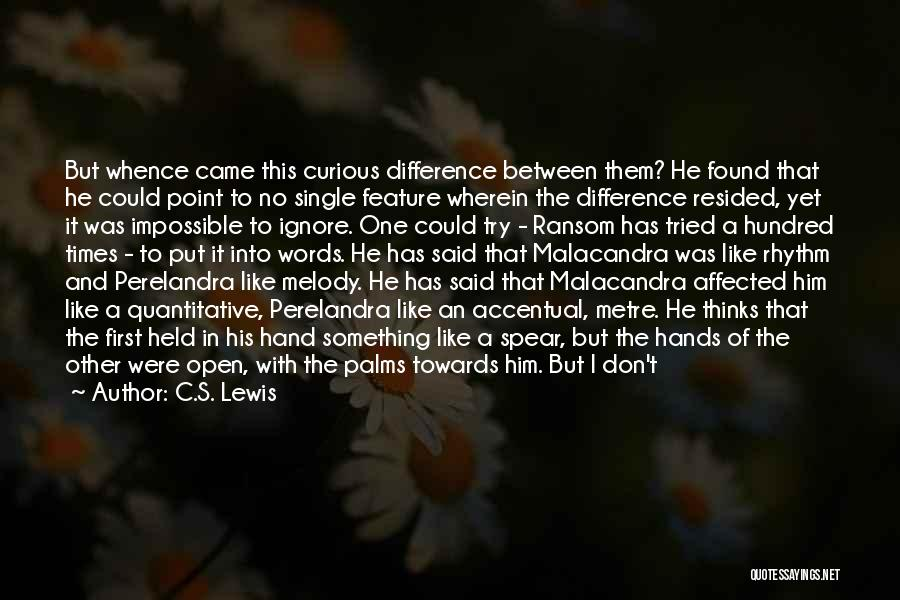 In Times Like This Quotes By C.S. Lewis