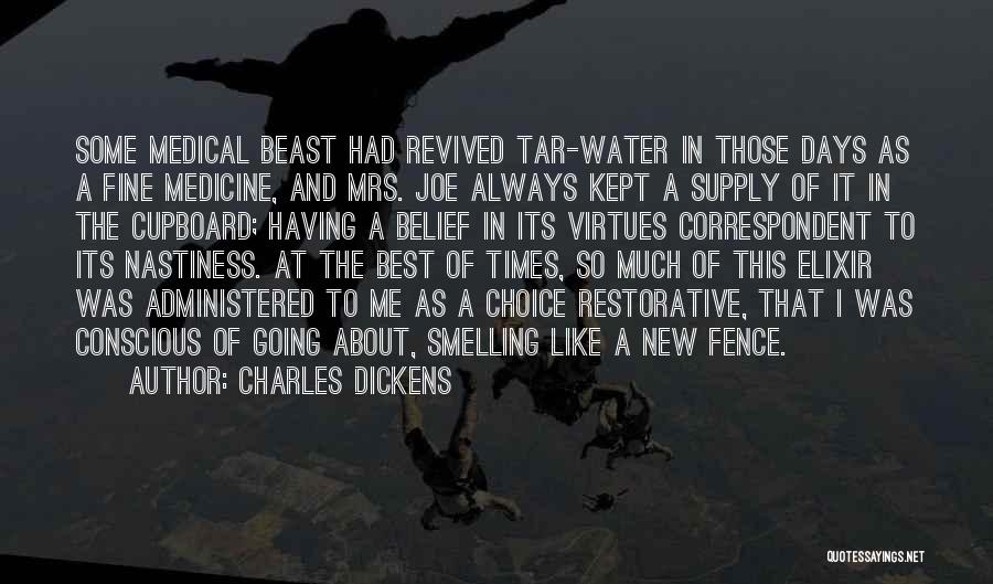 In Times Like This Quotes By Charles Dickens