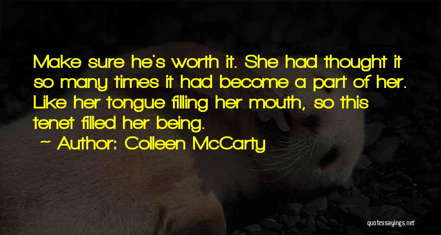 In Times Like This Quotes By Colleen McCarty