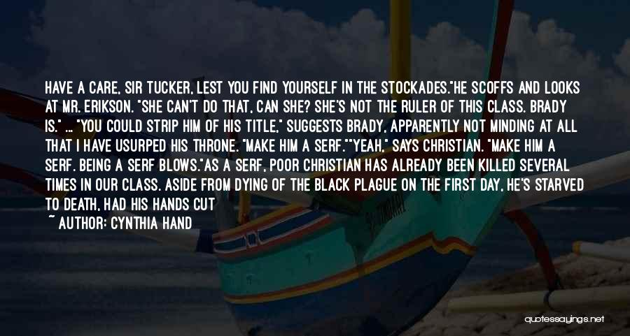 In Times Like This Quotes By Cynthia Hand
