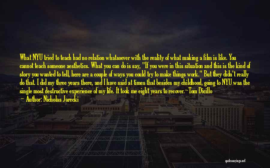 In Times Like This Quotes By Nicholas Jarecki