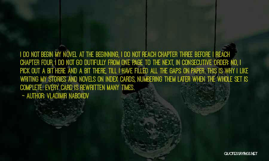 In Times Like This Quotes By Vladimir Nabokov