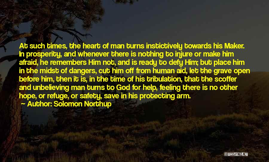 In Times Of Stress Quotes By Solomon Northup