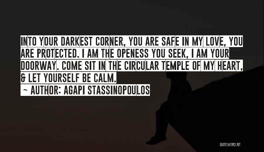 In Your Corner Quotes By Agapi Stassinopoulos