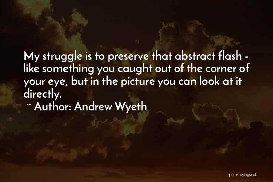 In Your Corner Quotes By Andrew Wyeth