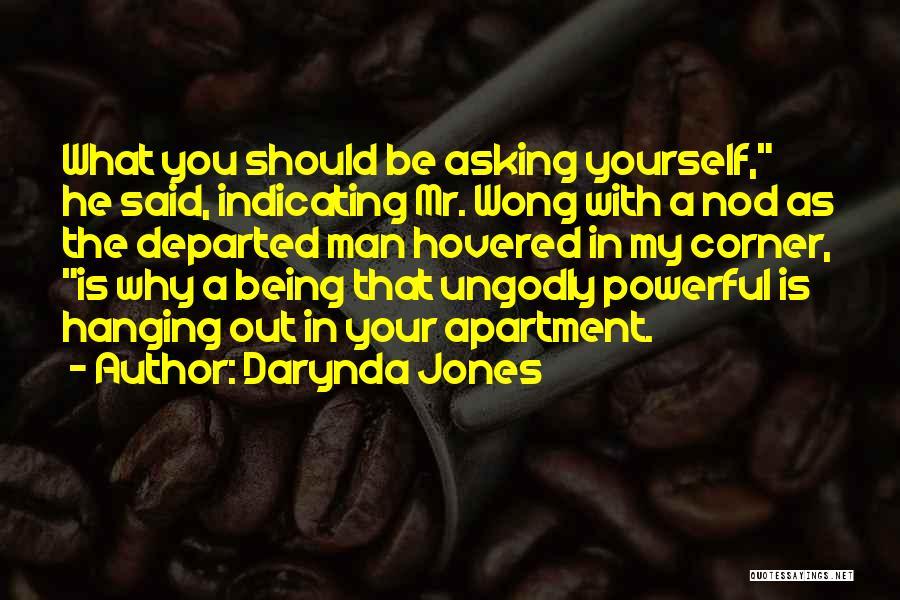In Your Corner Quotes By Darynda Jones