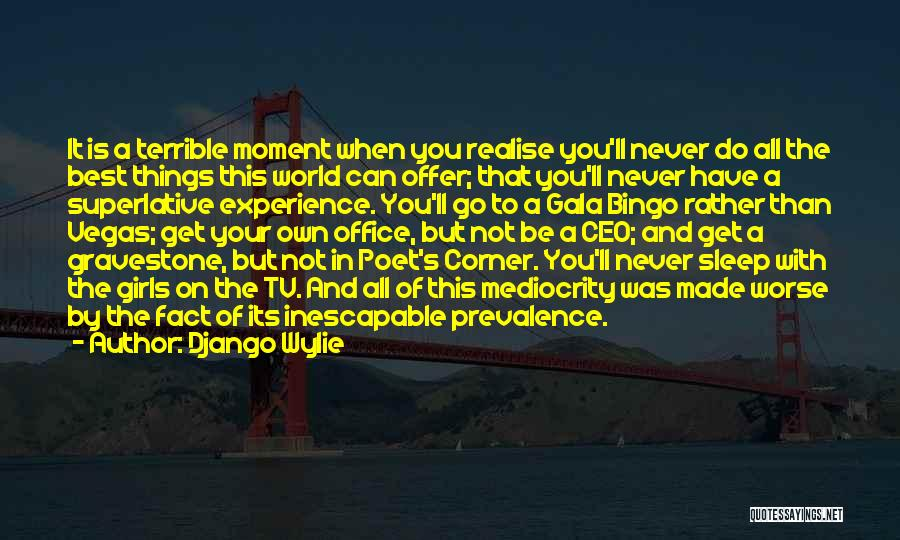 In Your Corner Quotes By Django Wylie