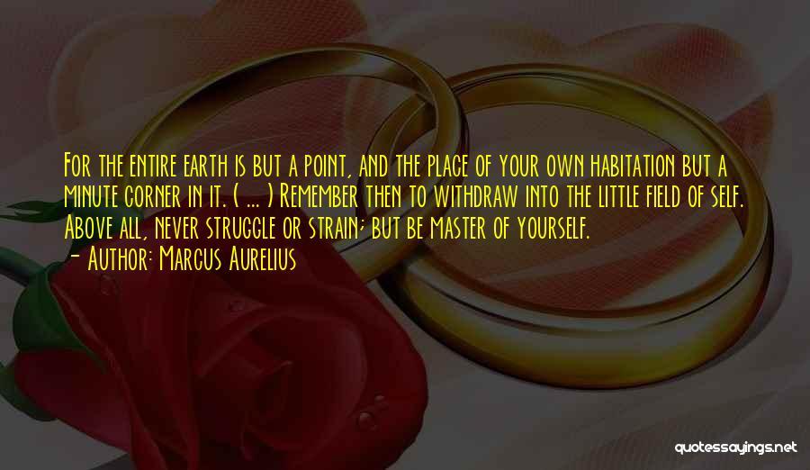 In Your Corner Quotes By Marcus Aurelius