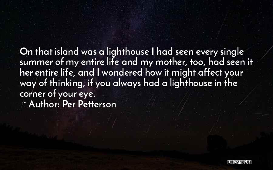 In Your Corner Quotes By Per Petterson