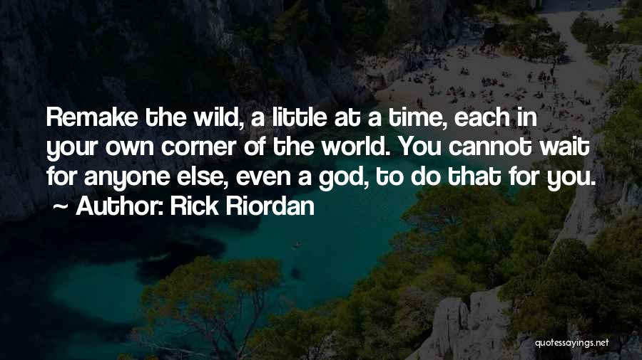 In Your Corner Quotes By Rick Riordan