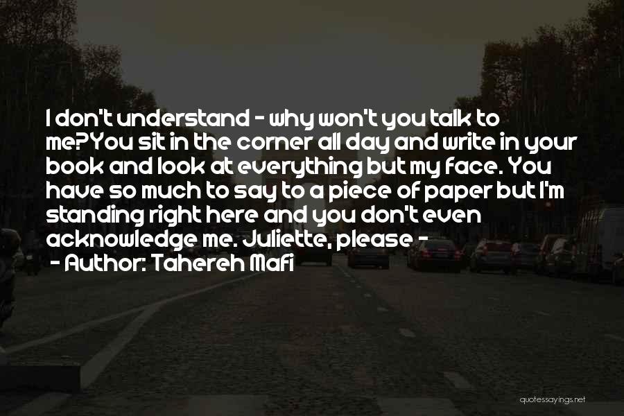 In Your Corner Quotes By Tahereh Mafi