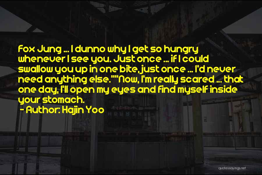 In Your Eyes Love Quotes By Hajin Yoo