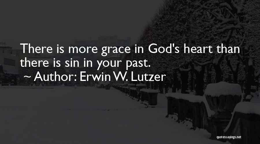 In Your Past Quotes By Erwin W. Lutzer
