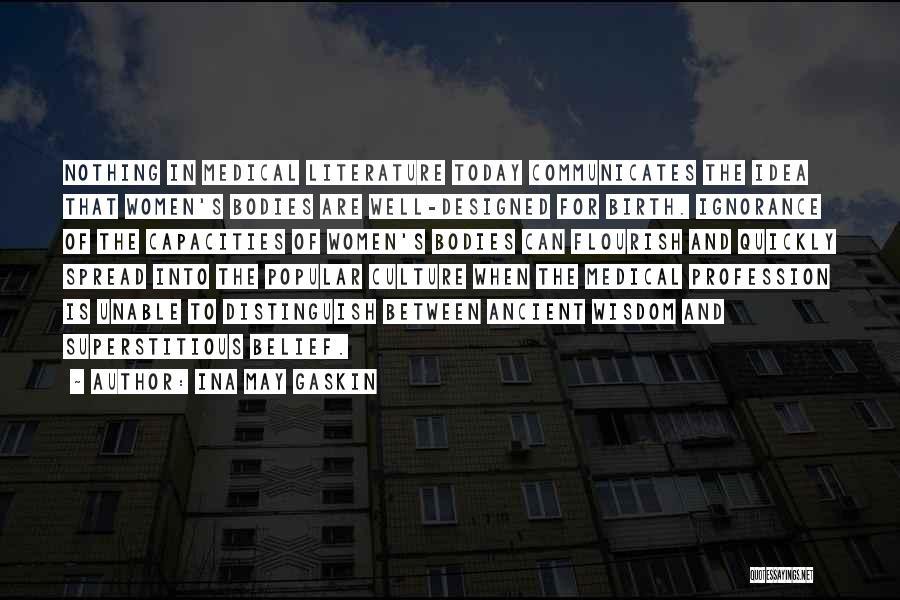 Ina May Gaskin Quotes 1111843