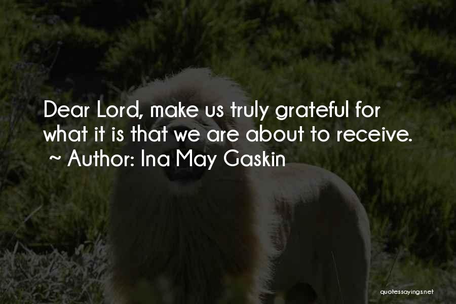 Ina May Gaskin Quotes 117869