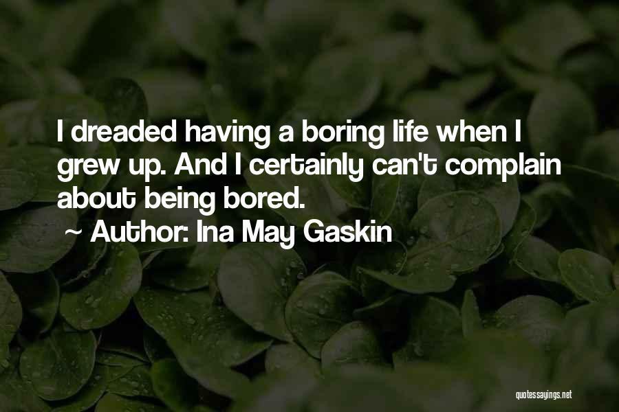 Ina May Gaskin Quotes 1257849